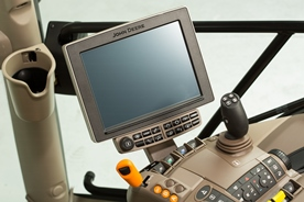 Monitor CommandCenter 4600 de 26 cm (10-in.)