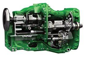 7R con transmisión e23