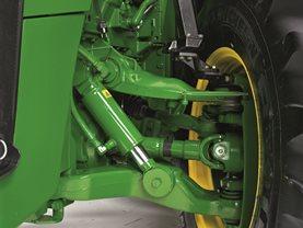 Eje de la ILS de un tractor 8R
