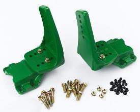 Conjunto de soporte - guardabarros delanteros rígidos