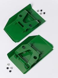 Panel de tope para guardabarros delanteros giratorios (Series 6MC, 6RC, 6M, 6R)