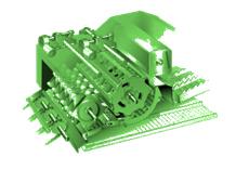Mécanisme de battage W330