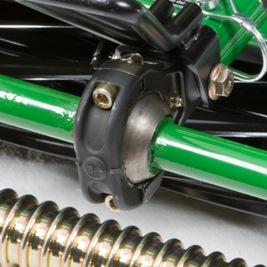 Conception du système de montage des joints à rotule