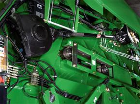 Le diamètre des roulement du piston sont les plus grands du marché