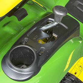 Levier de marche avant/arrière de la transmission automatique