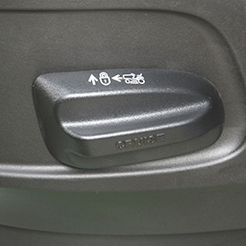 Cruise control lever