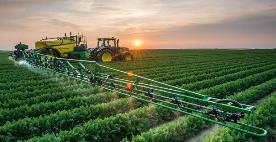 La série M900 protège parfaitement les différentes récoltes.