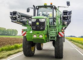 L'unité de suspension XtraFlex absorbe les mouvements et améliore le temps utile de la machine