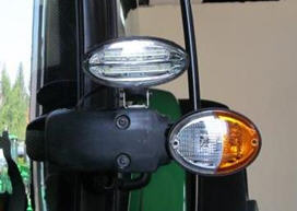 873N - Deux projecteurs de travail - DEL