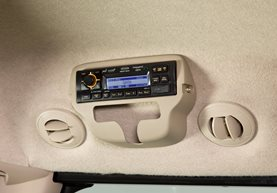 Kit radio en option