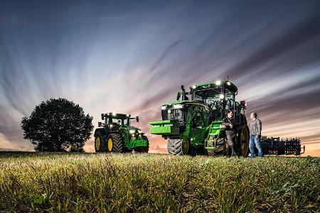 Une nouvelle étape dans l'agriculture de précision