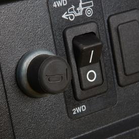 Interrupteur de l'avertisseur sonore