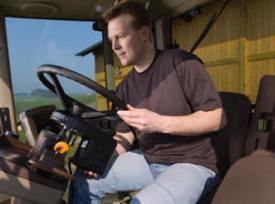 AutoTrac Universal 200 steering kit
