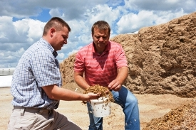 Continual silage analysis when you need it