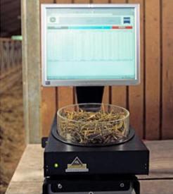 HarvestLab™ stationary unit