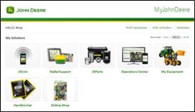 MyJohnDeere - Operations Center