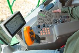 CommandARM™ console controls