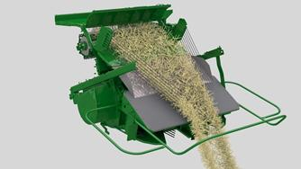 Premium Residue with APC dropping straw