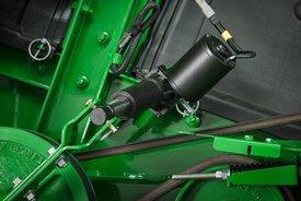 Active Terrain Adjustment cleaning fan actuator