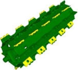 Rice feed accelerator