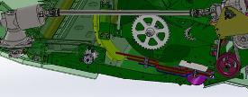 Driveline layout
