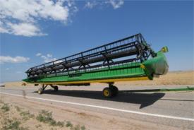 600D integral transport system