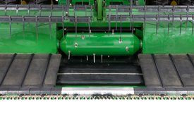 40.6-cm (16-in.) feed drum