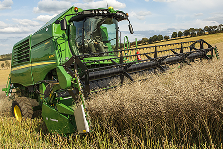 Maximise performance with HarvestSmart