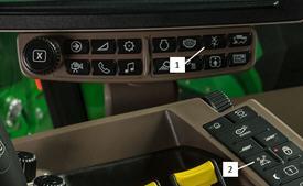 Cab adjustments