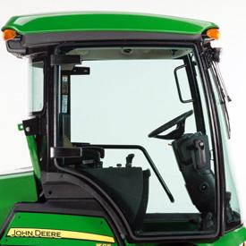 1585 Front Mower ComfortCab