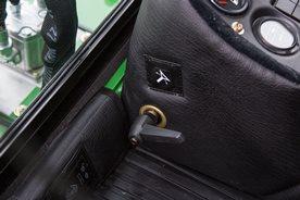 Tilt steering column
