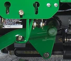 Lift-arm design