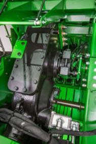 Heavy-duty main gearbox