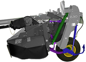 Parallel kinematic chassis design