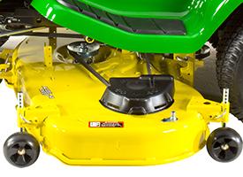 Accel Deep 54A Mower Deck