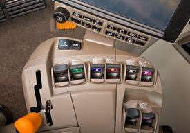 Paddle pot SCV controls