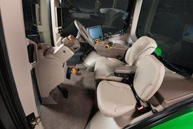 CommandView III cab