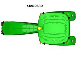 Standard lighting (7R)