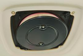 Cab recirculation filter
