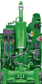 Hydraulic rear center-link