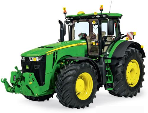 8345r 8r series tractors john deere uk ie. Black Bedroom Furniture Sets. Home Design Ideas