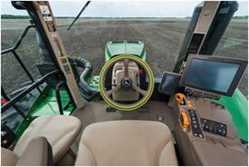 ACS steering wheel