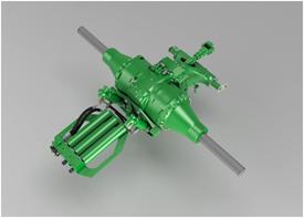 HydraCushion Suspension System