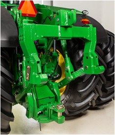 3-point hitch on 9R