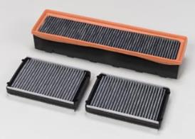 Activated carbon air filter (6R Series)