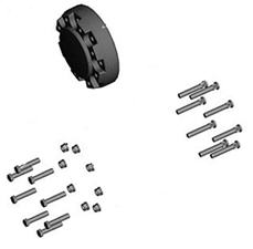 Track extension for rear axle - two spacers, 94 mm each (3.7 in.) —  track extended to 2,000 mm
