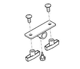 Accessory mounting bracket