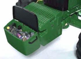 Storage container, 45 L (2746 cu. in.)
