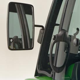 Exterior mirror kit