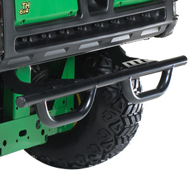 Rear bumper kit (TH 6X4 shown)